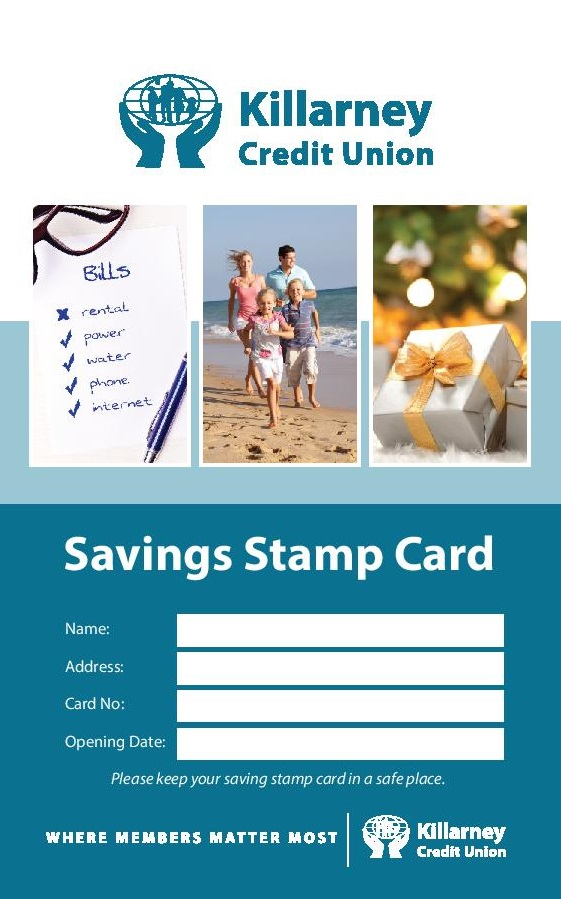 Savings Stamps Card page 001