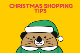 So this is Christmas. shopping tips