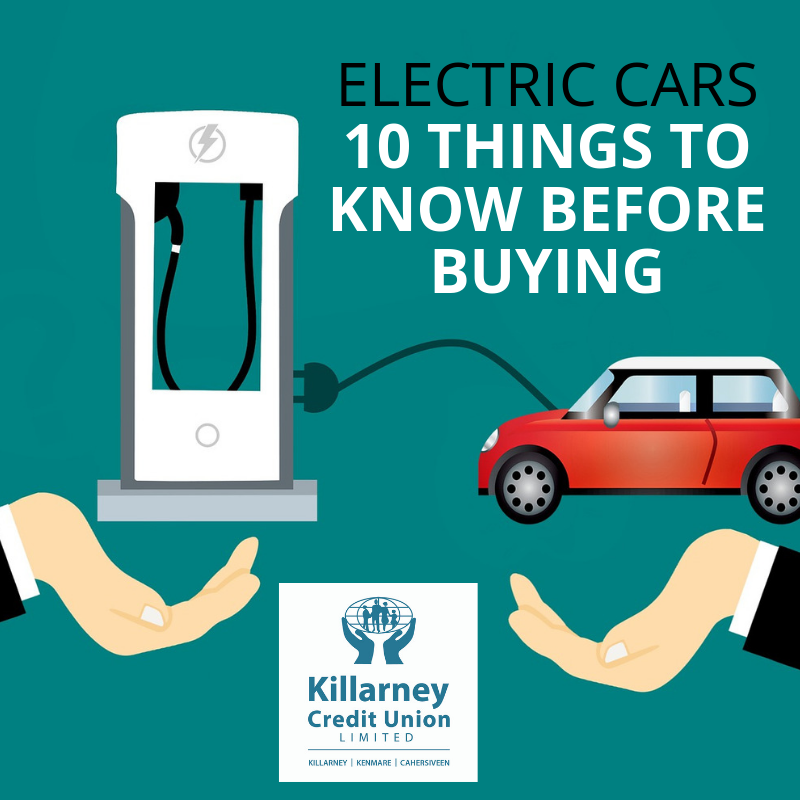 ELECTRIC CARS 10 THINGS TO KNOW BEFORE BUYING
