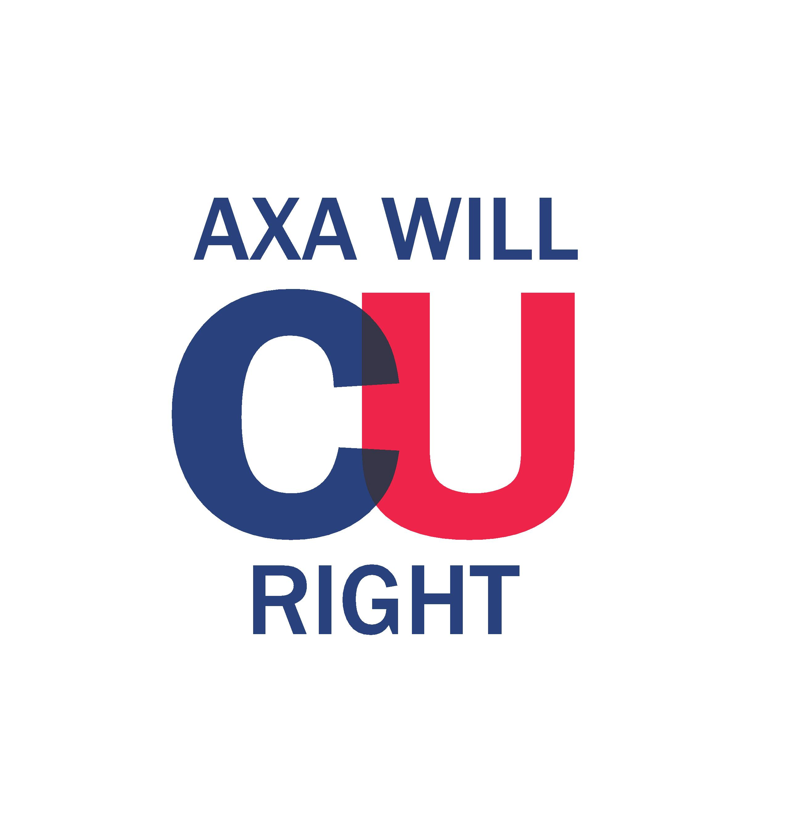AXA Will CU Right