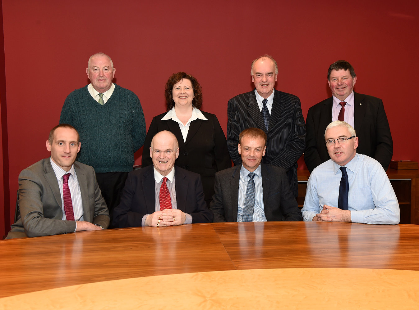 Killarney Credit Union Board of Directors