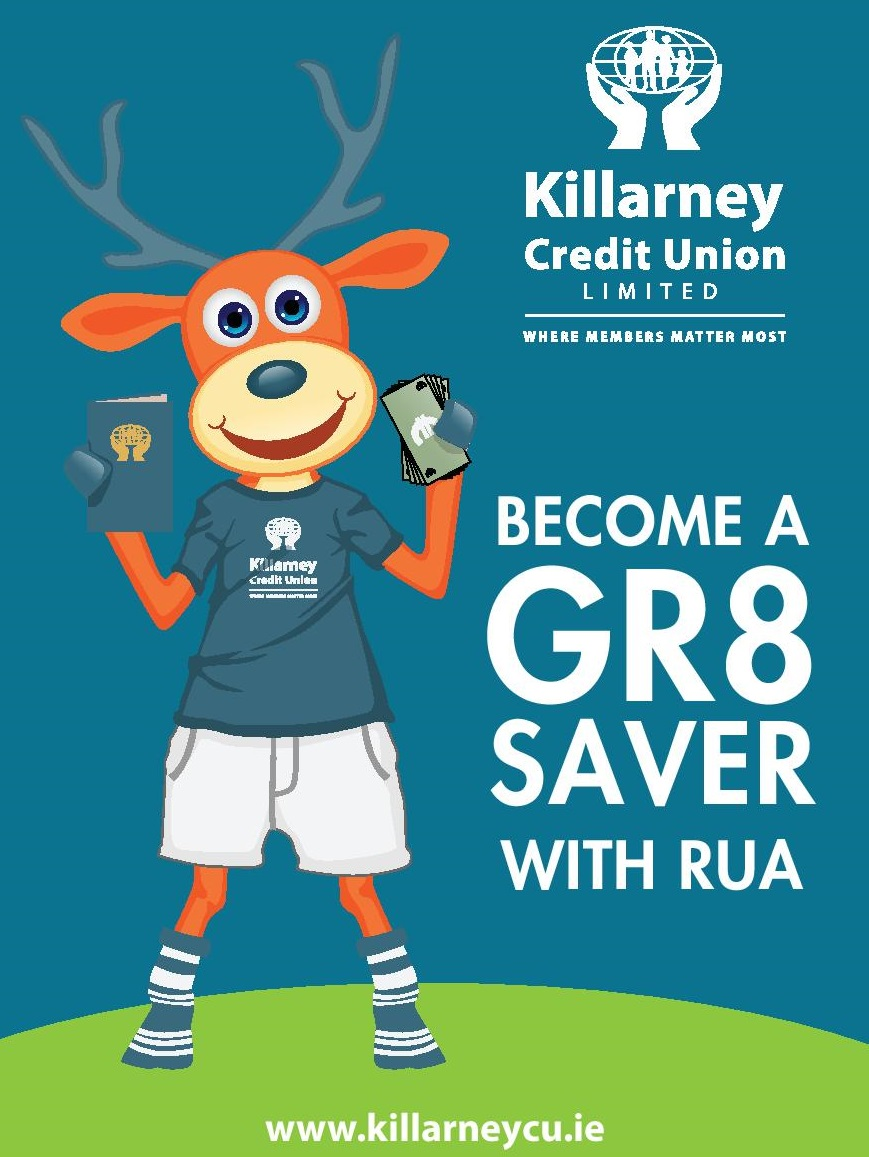 gr8 saver with rua