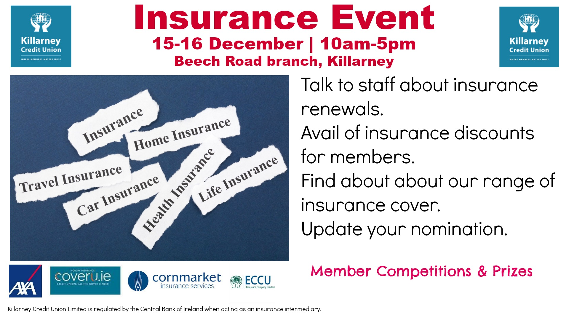 insurance event