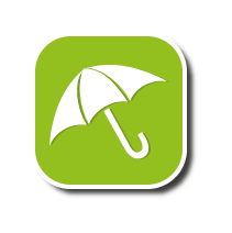 icon umbrella
